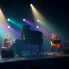 Isabelle Cyr et Émilie Leclerc
