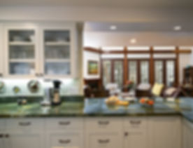 Modern Craftsman Kitchen Detail