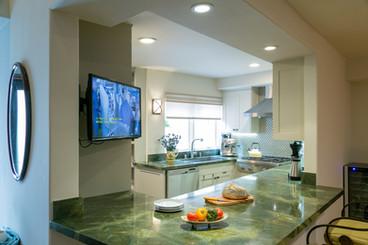 kitchen green stone counter.jpg