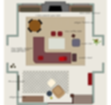 Cotswold Charm Great Room Floor Plan