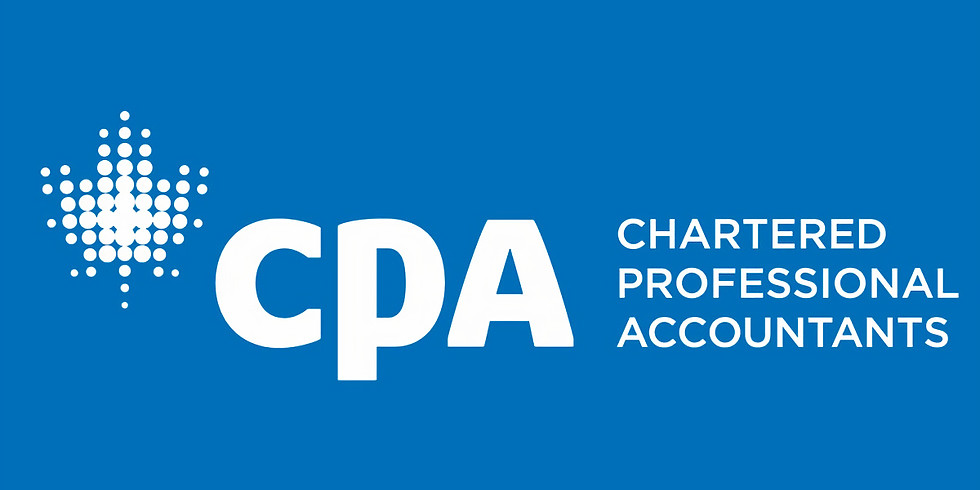 Event 2: CPA Information Session