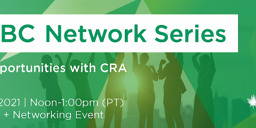 CPABC Network Series 'Career Opportunities with CRA'