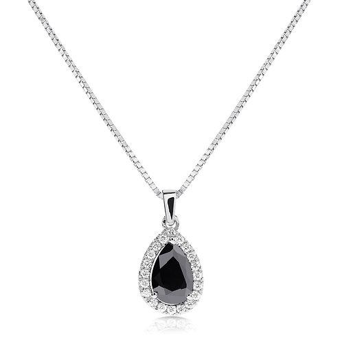 """Black&White"" Necklace"