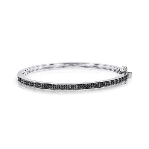 Black D Bracelet