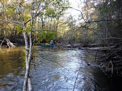 Shoal River cutoff