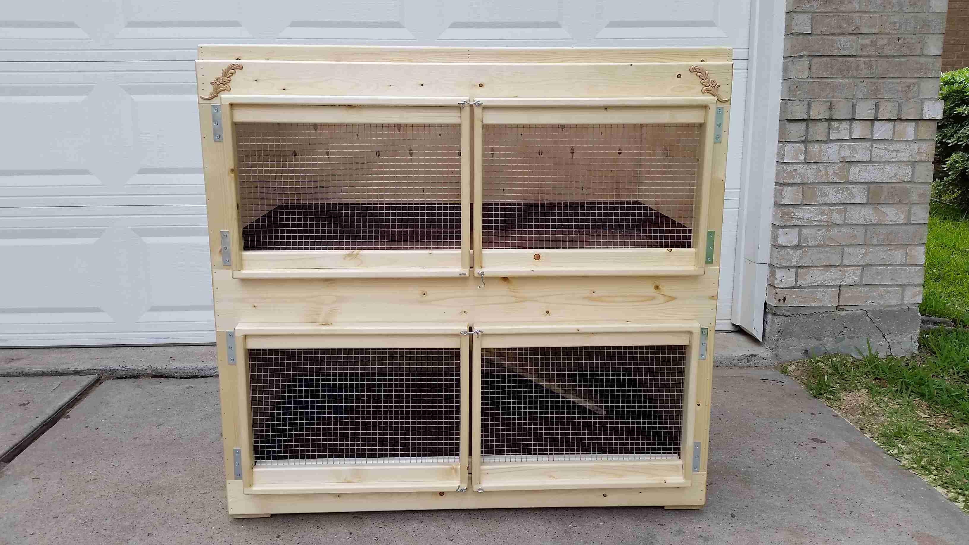 Casa Del Guinea Pig Cage (3)