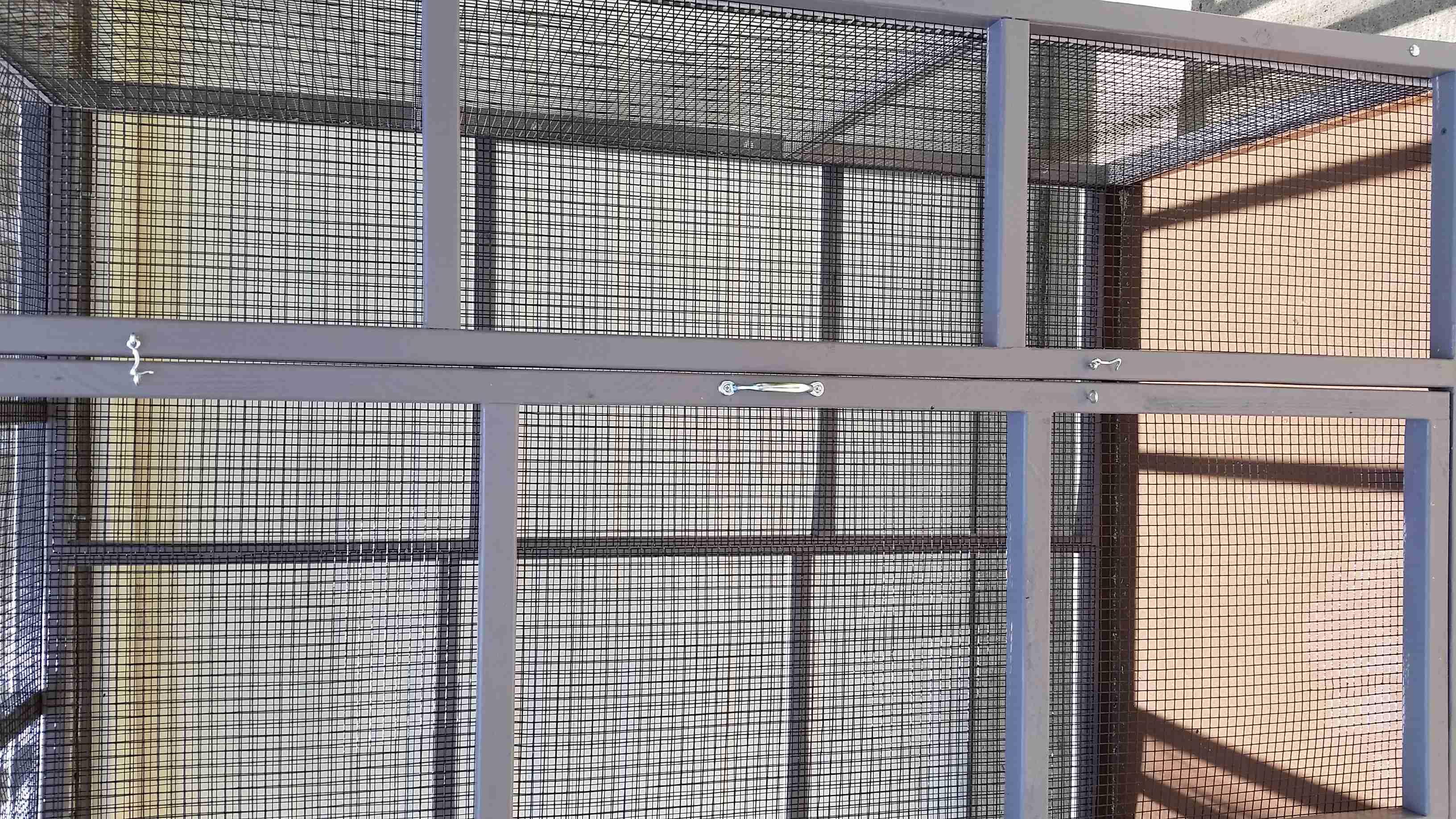 Squirrel - Sugar Glider Cage (12)