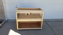 Hawaiian Rabbit Cage Hutch (1)
