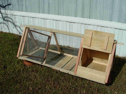 German Styler Rabbit Hutch (3)