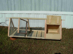 German Styler Rabbit Hutch (5)