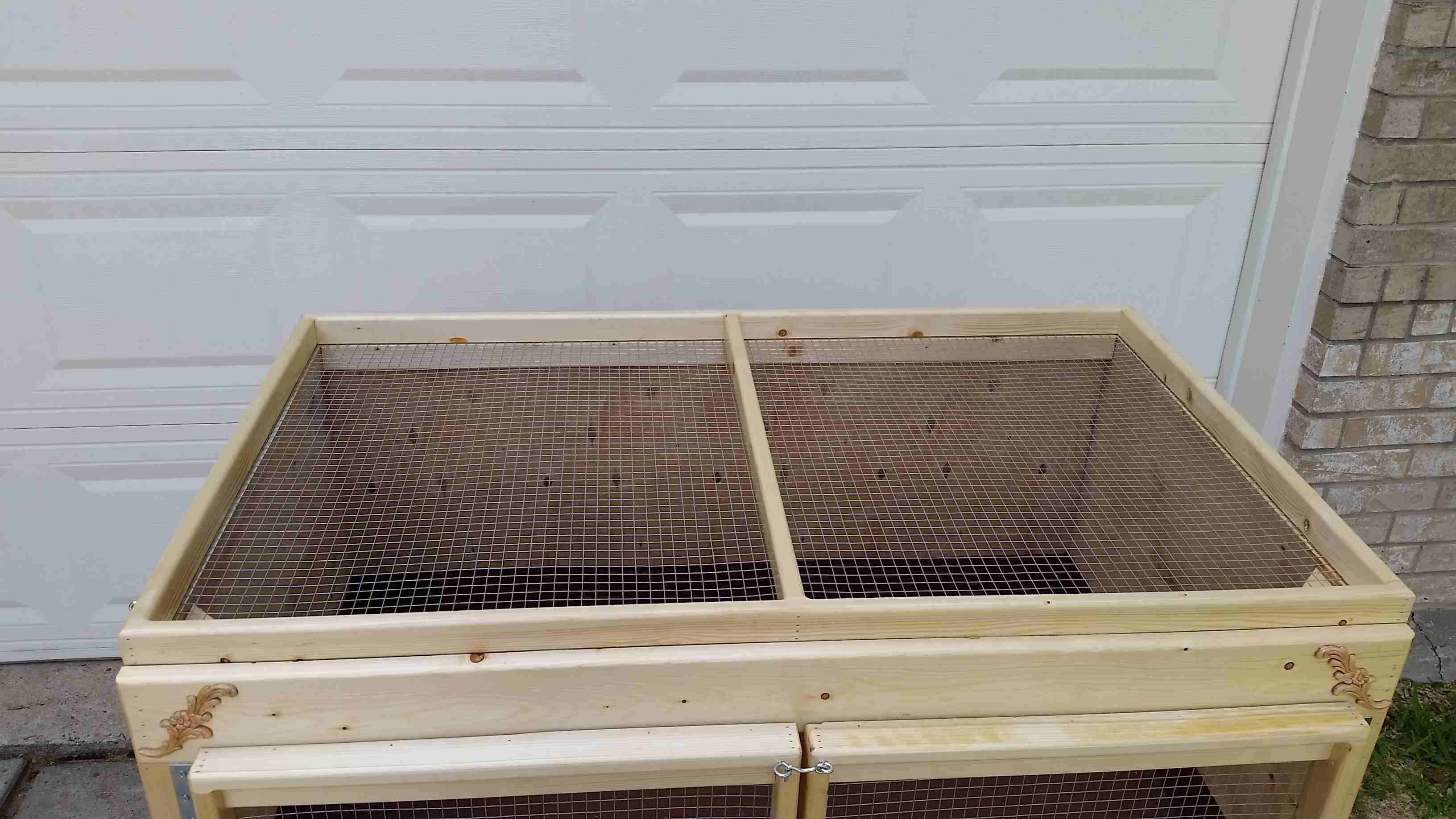 Casa Del Guinea Pig Cage (12)