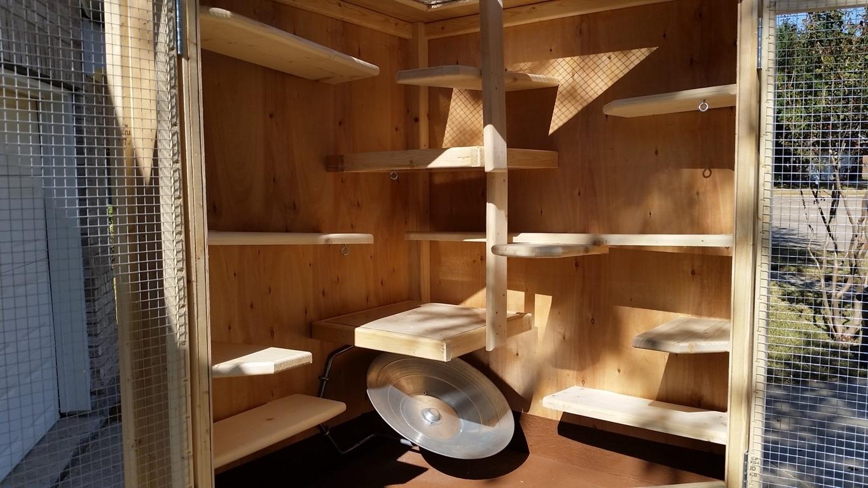 Cozy Corner Cage Duplex (16)