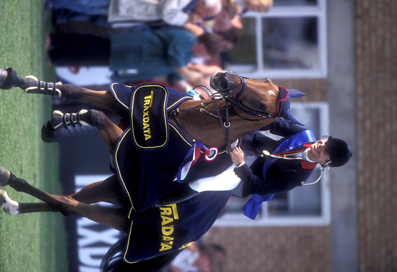 Rochet M - Championnat d'Europe d'Hickstead en 1999.