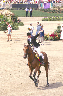 Rochet M - Jeux Olympiques d'Atlanta en 1996.