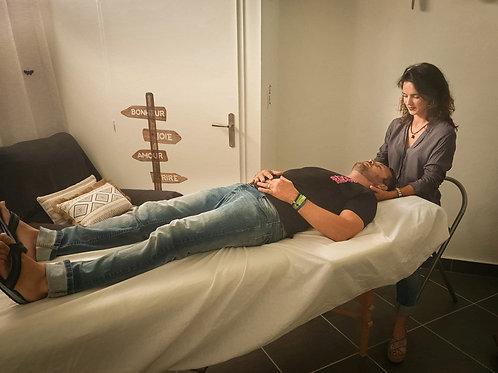 Kelly Epinat - Massage et sophrologie cheval / cavalier