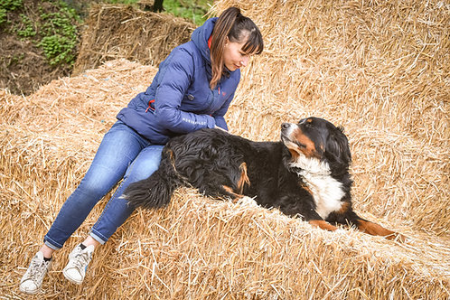 Kelly Epinat - Physiothérapeute Canin