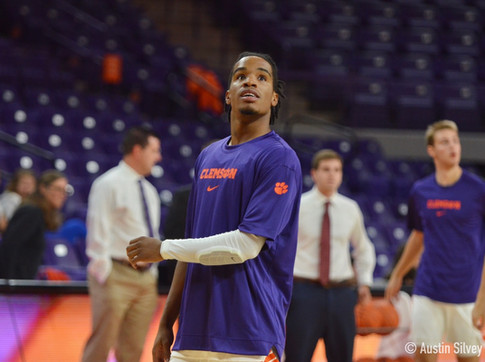 Takeaways from Clemson MBB Exhibition vs Anderson
