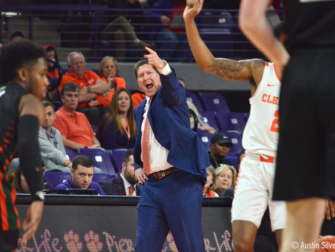 Brad Brownell Releases Statement on Injustice