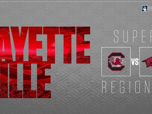 Super Regional Game Times Set for USC vs Arkansas