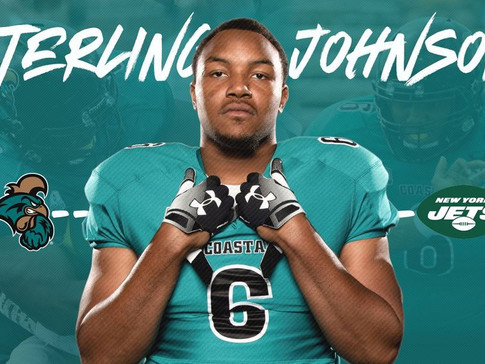 Sterling Johnson Inks Free Agent Deal with the New York Jets