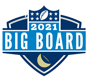 NFL Draft 2021 Big Board
