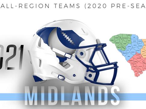 2020 ESP PRESEASON ALL-MIDLANDS TEAM (Class of 2021)