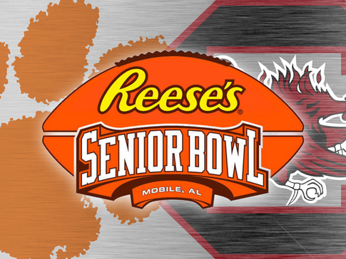 Gamecocks & Tigers Accept Senior Bowl Invites