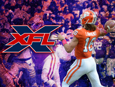 XFL Commissioner Mentions Lawrence as Early Candidate for League