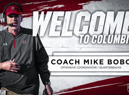 Mike Bobo Named Offensive Coordinator/Quarterbacks Coach