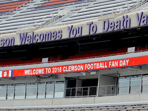 PHOTOS: Clemson Football Fan Day