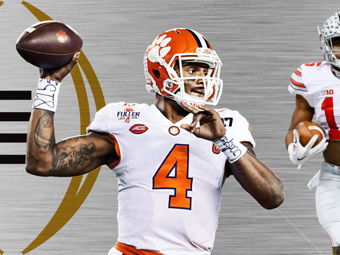 The CFB All-Playoff Team: OFFENSE