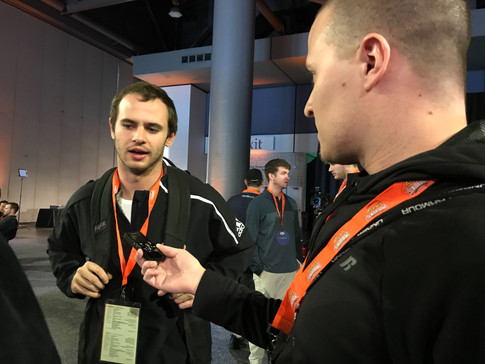 AUDIO: Hunter Renfrow at Senior Bowl Media Day