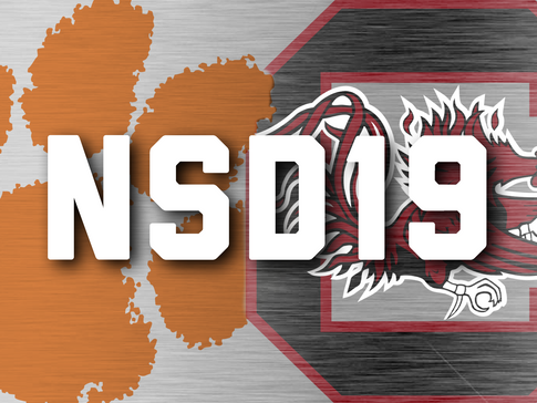 NSD19: Clemson and South Carolina Signees