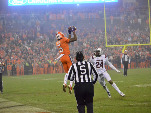 Three Tigers Collect ACC Weekly Honors
