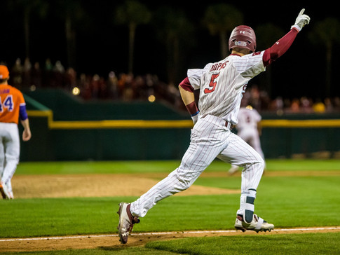 Gamecocks Win 3-2; series moves to Fluor Field