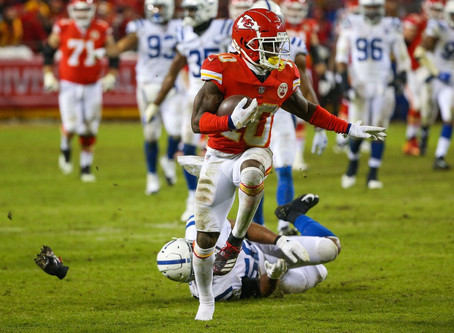 NFL Releases Statement on Chiefs WR Tyreek Hill