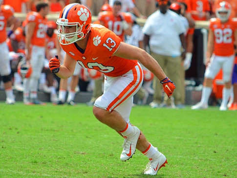 Run Game Sparks Clemson Win Over Wake Forest