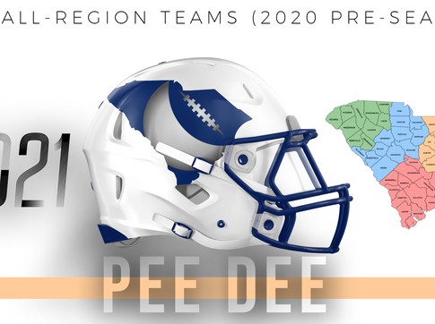 2020 ESP PRESEASON ALL-PEE DEE TEAM (Class of 2021)