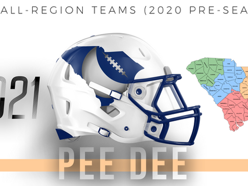 2020 ESP PRESEASON ALL-PEE DEE TEAM (Class of 2021)