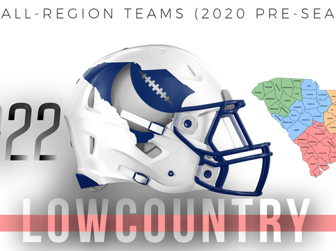 2020 ESP PRESEASON ALL-LOWCOUNTRY TEAM (Class of 2022)