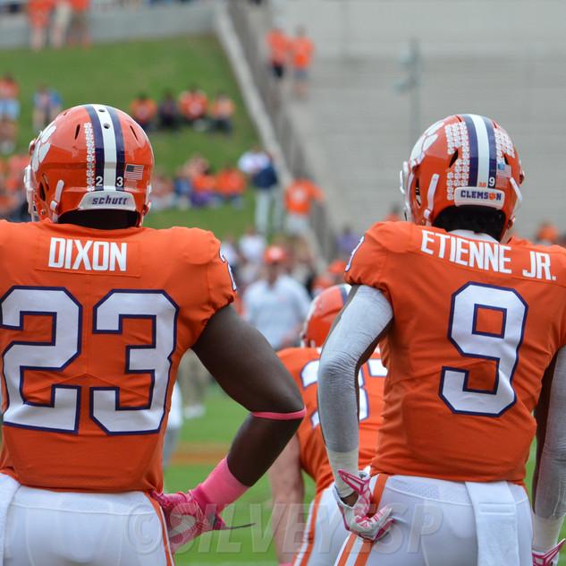 Lyn-J Dixon & Travis Etienne