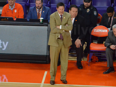 Brad Brownell Taking Part in Infiniti Coaches Challenge
