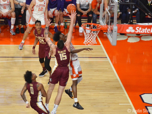 CLEMSON MBB PREVIEW: vs Mississippi State