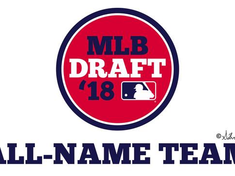 MLB Draft 2018: All-Name Team