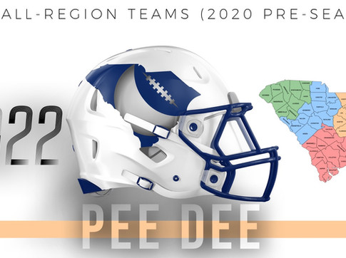 2020 ESP PRESEASON ALL-PEE DEE TEAM (Class of 2022)