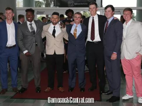 Gamecock Gala 2018 Awards