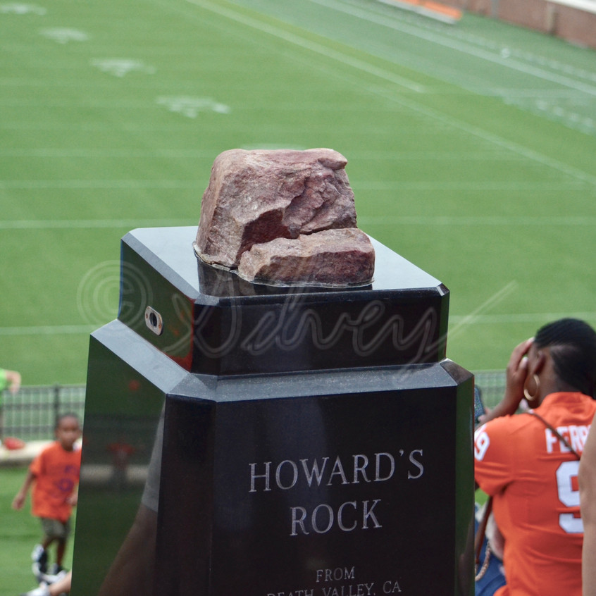 Howard's Rock