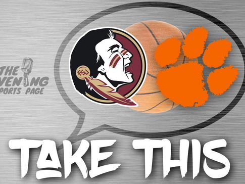 TAKE THIS...Florida State vs Clemson [MBB]