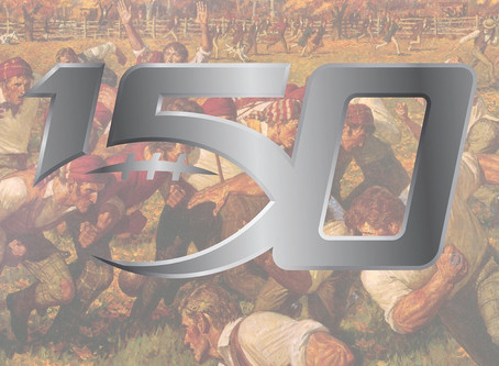 College Football Prepares to Celebrate 150th Anniversary