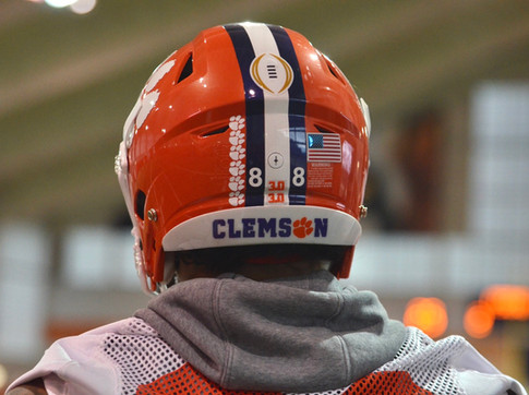ACC ANNOUNCES CLEMSON'S REVISED 2020 FOOTBALL SCHEDULE FORMAT & OPPONENTS